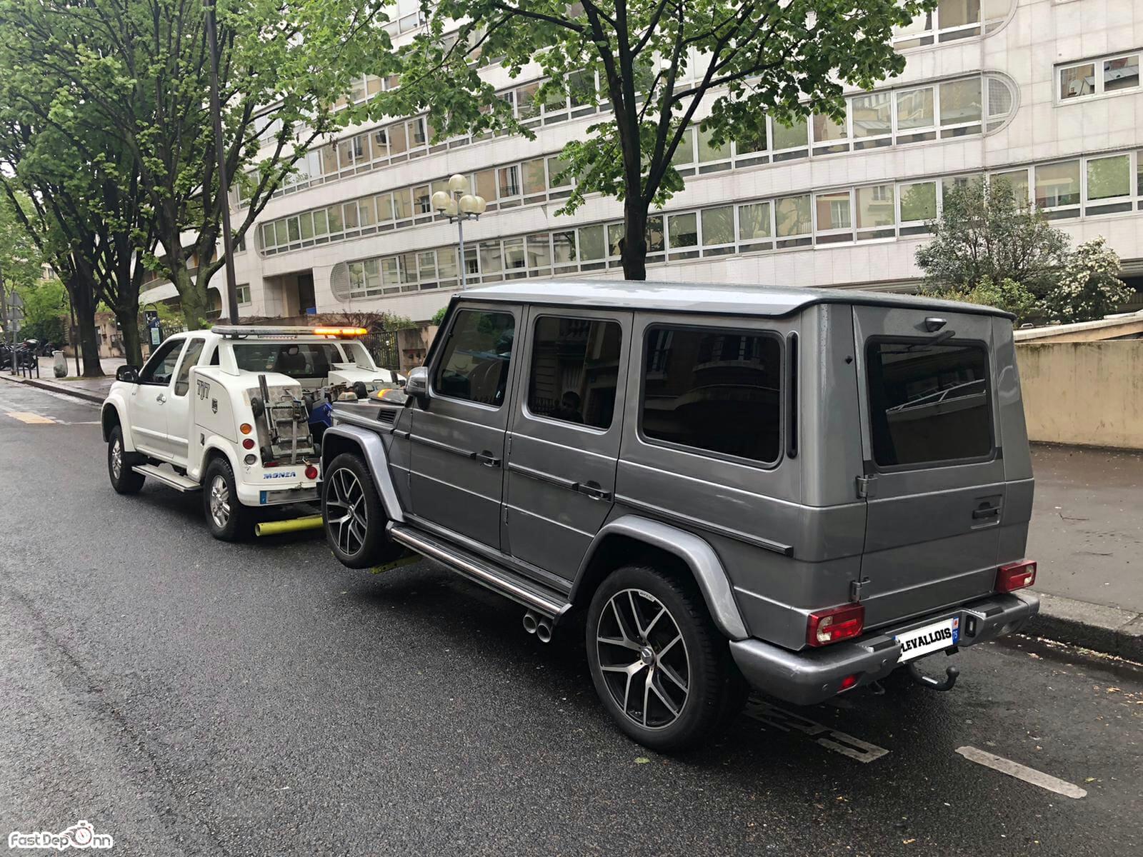 Depannage auto Levallois Perret