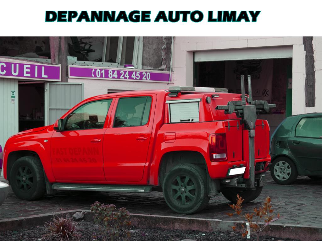 Dépannage auto à Limay